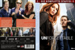 Unforgettable: Staffel 2 (2014) R2 German Custom Cover & labels