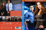 Unforgettable: Staffel 3 (2015) R2 German Custom Cover & labels