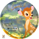 Bambi II (2006) R1 Custom Labels