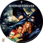 Batman Forever (1995) R1 Custom Label