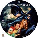 Batman Forever (1995) R1 Custom Label