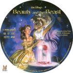 Beauty and the Beast (1991) R1 Custom Labels