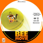Bee Movie (2007) R1 Custom Label