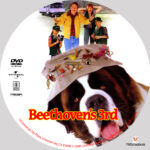Beethoven's 3rd (2000) R1 Custom Label