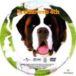 Beethoven's 4th (2001) R1 Custom Label
