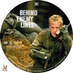Behind Enemy Lines (2001) R1 Custom Label