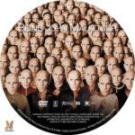 Being John Malkovich (2000) R1 Custom Label