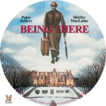 Being There (1979) R1 Custom Label