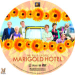 Best Exotic Marigold Hotel (2011) R1 Custom Label
