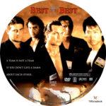Best of the Best (1989) R1 Custom Label