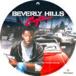 Beverly Hills Cop (1984) R1 Custom Label