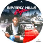 Beverly Hills Cop (1984) R1 Custom Label
