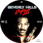 Beverly Hills Cop III (1994) R1 Custom Label