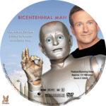 Bicentennial Man (1999) R1 Custom Label