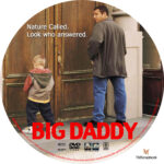 Big Daddy (1999) R1 Custom Label