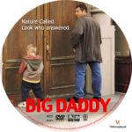 Big Daddy (1999) R1 Custom Label