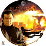 Black Dawn (2005) R1 Custom Label