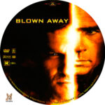 Blown Away (1994) R1 Custom Label