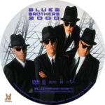 Blues Brothers 2000 (1998) R1 Custom Label
