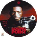Boiling Point (1992) R1 Custom Label