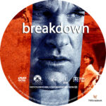 Breakdown (1997) R1 Custom Label