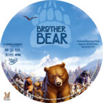 Brother Bear (2003) R1 Custom Labels