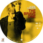 The Brave One (2007) R1 Custom Label