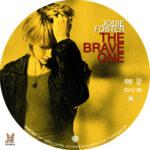 The Brave One (2007) R1 Custom Label