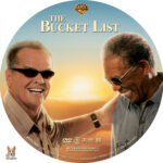 The Bucket List (2007) R1 Custom Labels