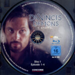 Da Vinci's Demons: Season 1 (2013) R2 German Blu-Ray Labels