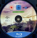 Defiance: Season 1 (2013) R2 German Blu-Ray Labels