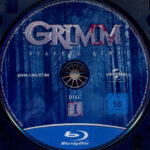 Grimm – Staffel 1 (2011) R2 German Blu-Ray Labels