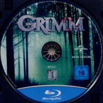 Grimm – Staffel 2 (2013) R2 German Blu-Ray Labels