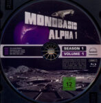 Mondbasis Alpha 1 – Season 1 (1975) R2 German Blu-Ray Labels