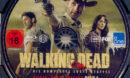 The Walking Dead: Season 1 (2010) R2 German Blu-Ray Labels