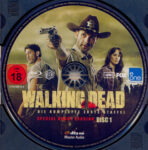 The Walking Dead: Season 1 (2010) R2 German Blu-Ray Labels