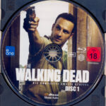 The Walking Dead: Season 2 (2012) R2 German Blu-Ray Labels