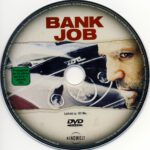 Bank Job (2008) R2 German Blu-Ray Label