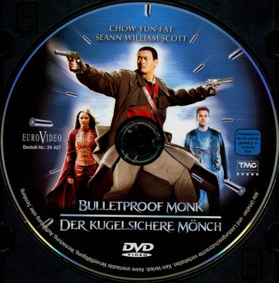 Bulletproof Monk - Der kugelsichere Mönch (2003) R2 German Label