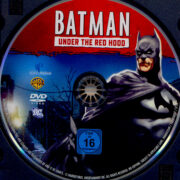 Batman: Under the Red Hood (2010) R2 German Label