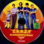 C.R.A.Z.Y. – Verrücktes Leben (2005) R2 German Label