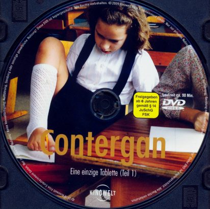 Contergan (2007) R2 German Labels