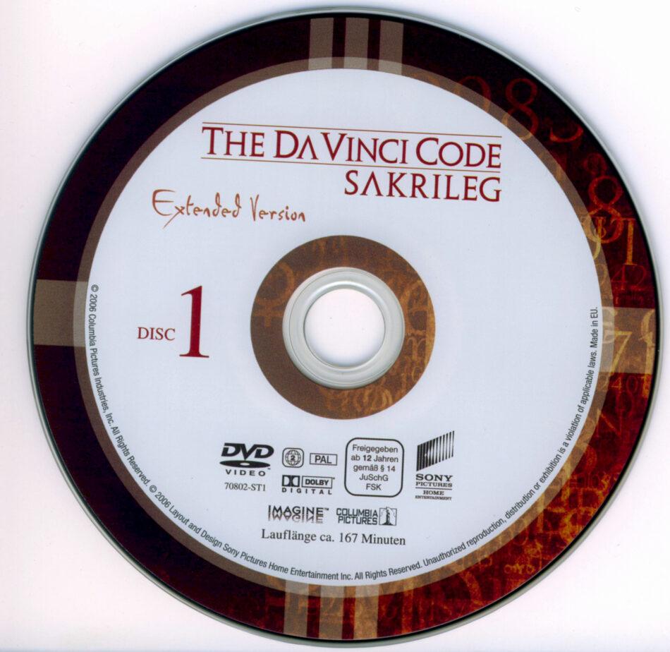 Da vinci code sakrileg
