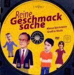 Reine Geschmacksache (2007) R2 German Label
