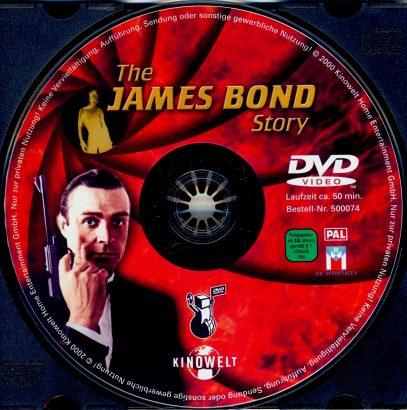 Die James Bond Story (1999) R2 German Label