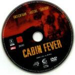 Cabin Fever (2002) R2 German Label