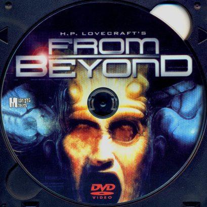 From Beyond - Aliens des Grauens (1986) R2 German Label