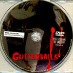 Gutterballs (2008) R2 German Labels