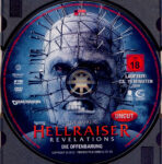 Hellraiser: Revelations (2011) R2 German Label