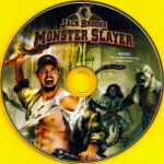 Jack Brooks: Monster Slayer (2007) R1 DVD Label